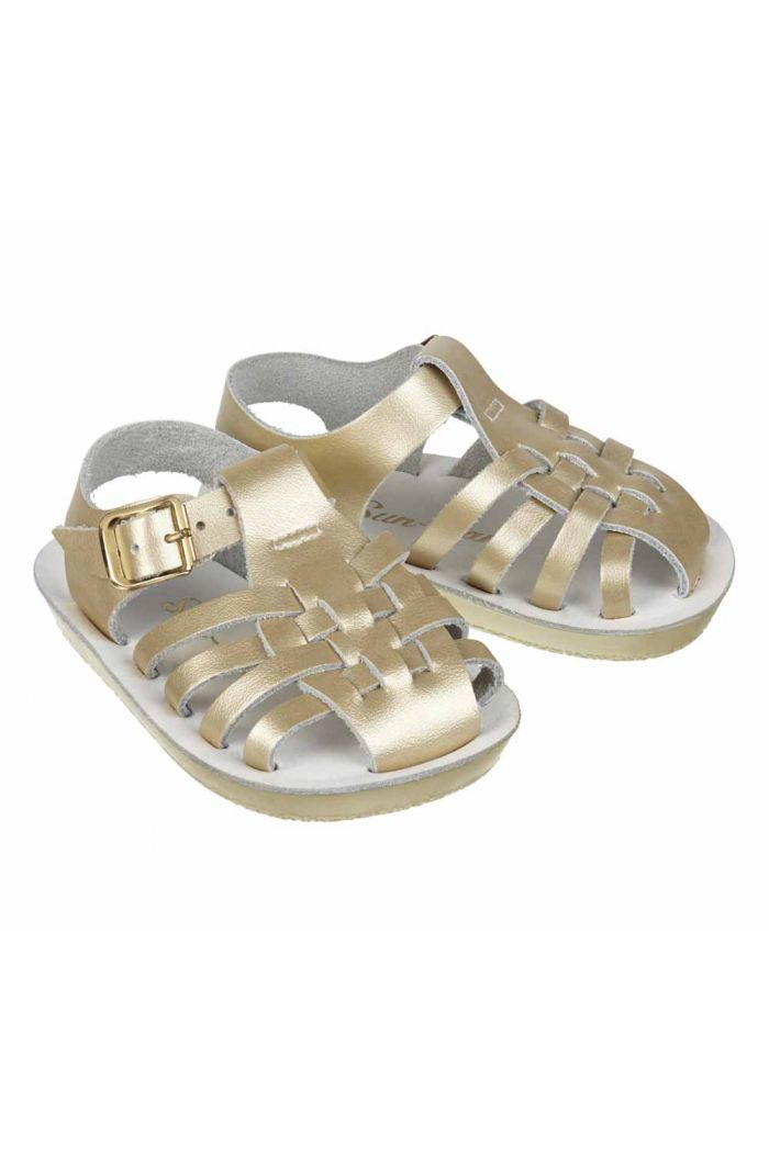 Salt-Water Sandals Sailor Gold_1