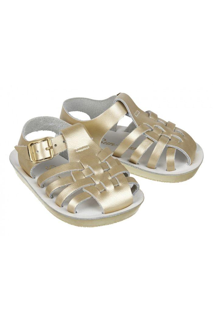 Salt-Water Sandals Sailor Gold