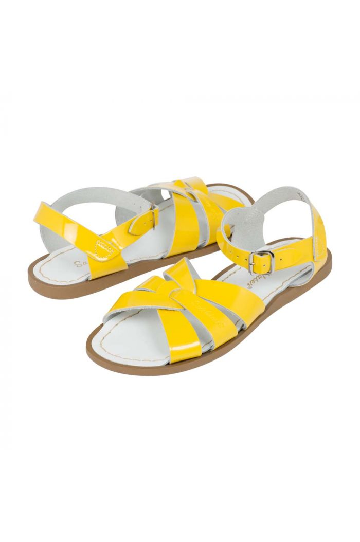 Salt-Water Sandals ORIGINAL Premium Shiny Yellow