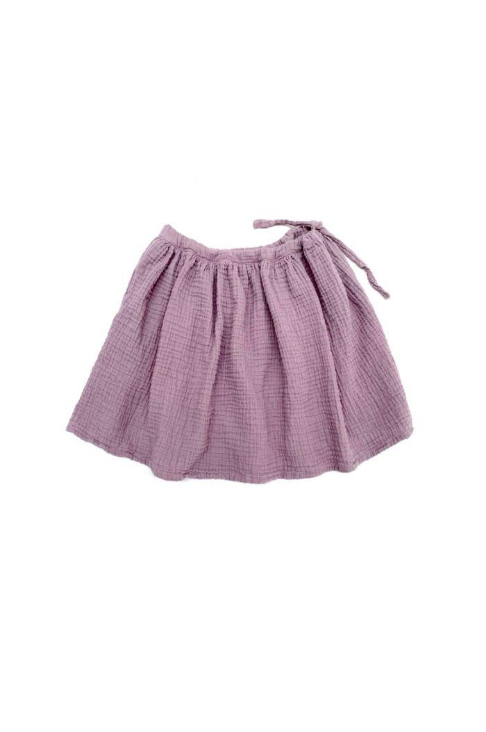 Longlivethequeen wide skirt lavender