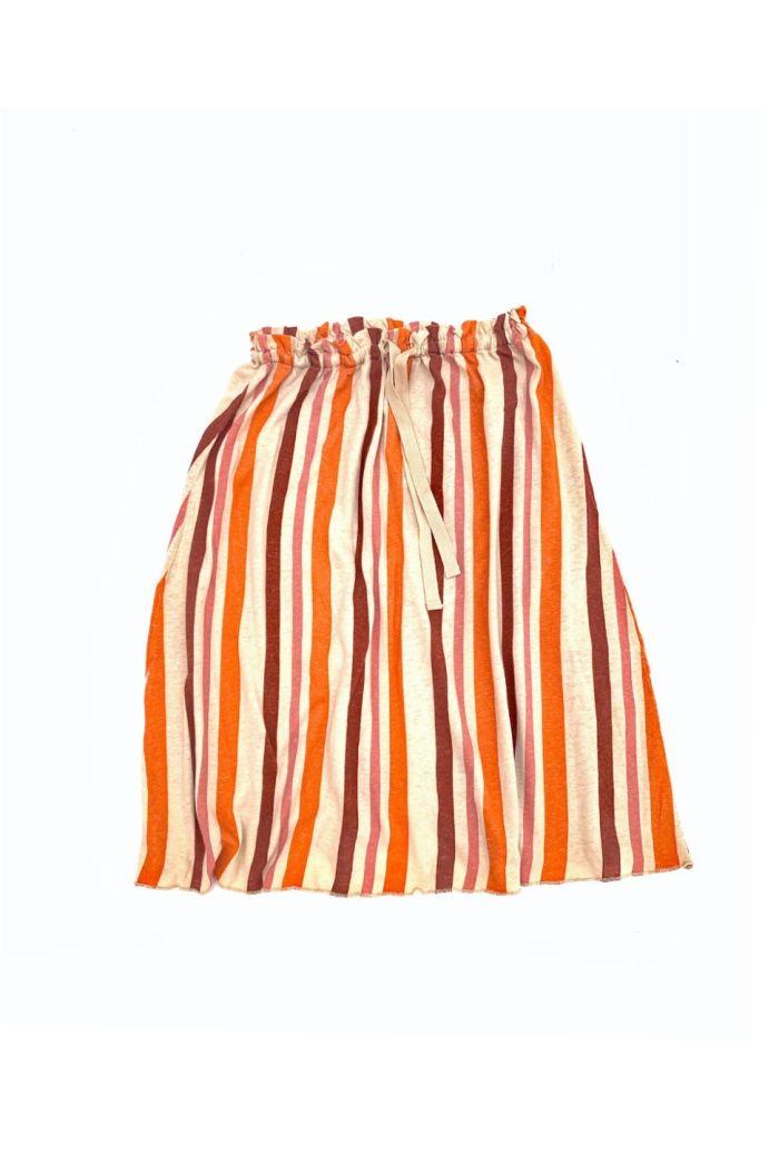 Longlivethequeen Skirt Stripe