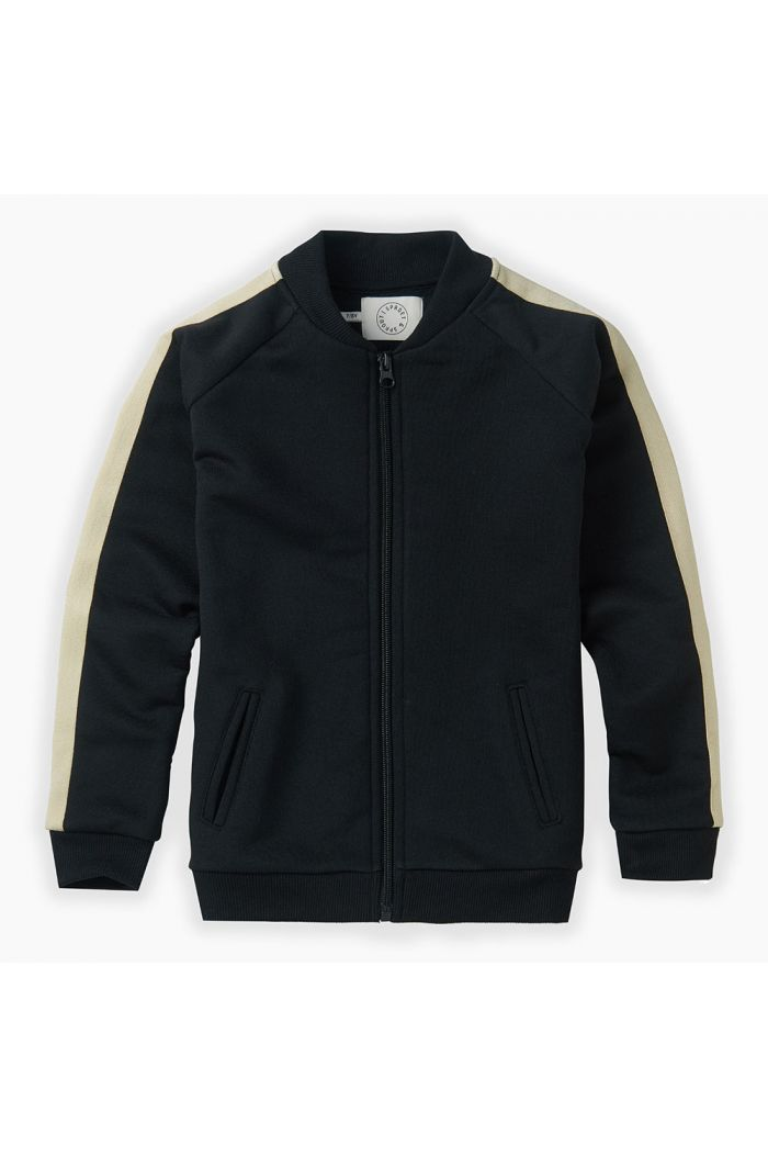 Sproet & Sprout Track Jacket Black_1
