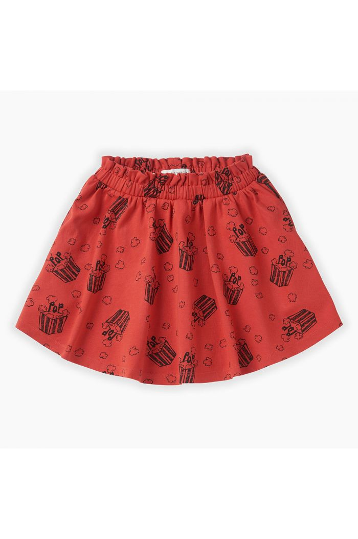 Sproet & Sprout Skirt Popcorn All-over print Grenadine_1