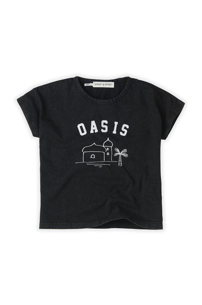 Sproet & Sprout T-Shirt Oasis asphalt_1