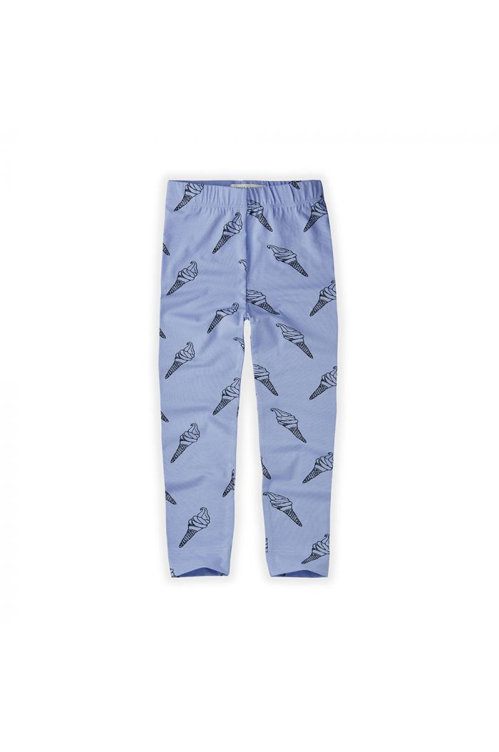 Sproet & Sprout Legging Print Icecream Bright Blue_1