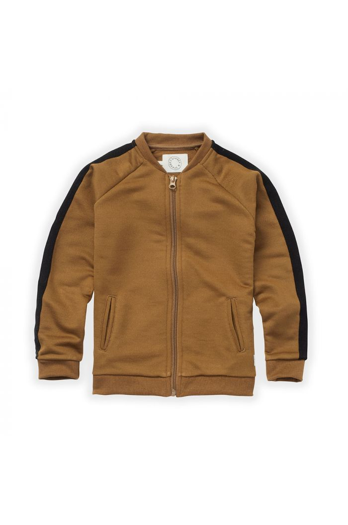 Sproet & Sprout Track Jacket Mustard_1