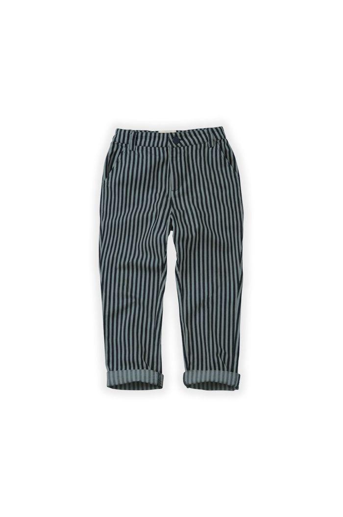 Sproet & Sprout Chino Stripe Black_1