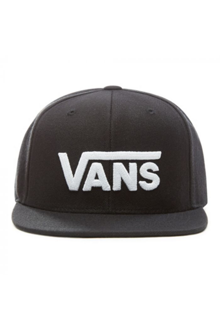 Vans By Classic Patch Trucker Cap Black/Black_1