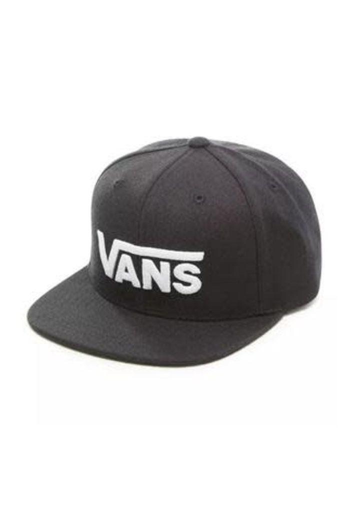 Vans By Drop V Ii Snapback Cap Black/ White_1