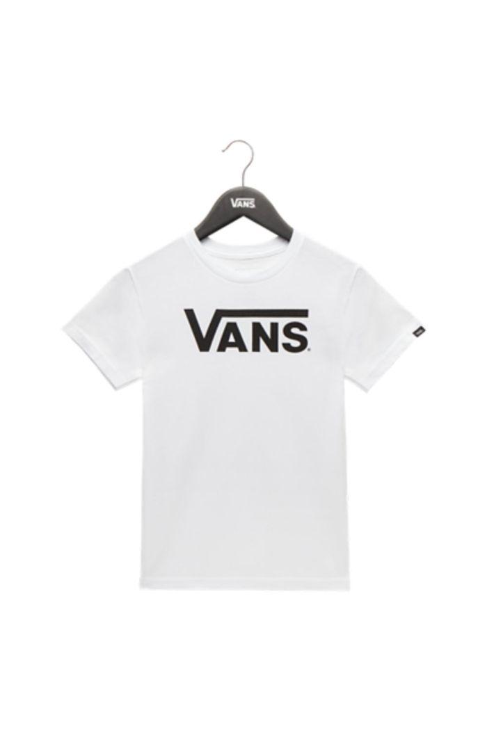 Vans By Vans Classic Kids  T-Shirt White/Black_1