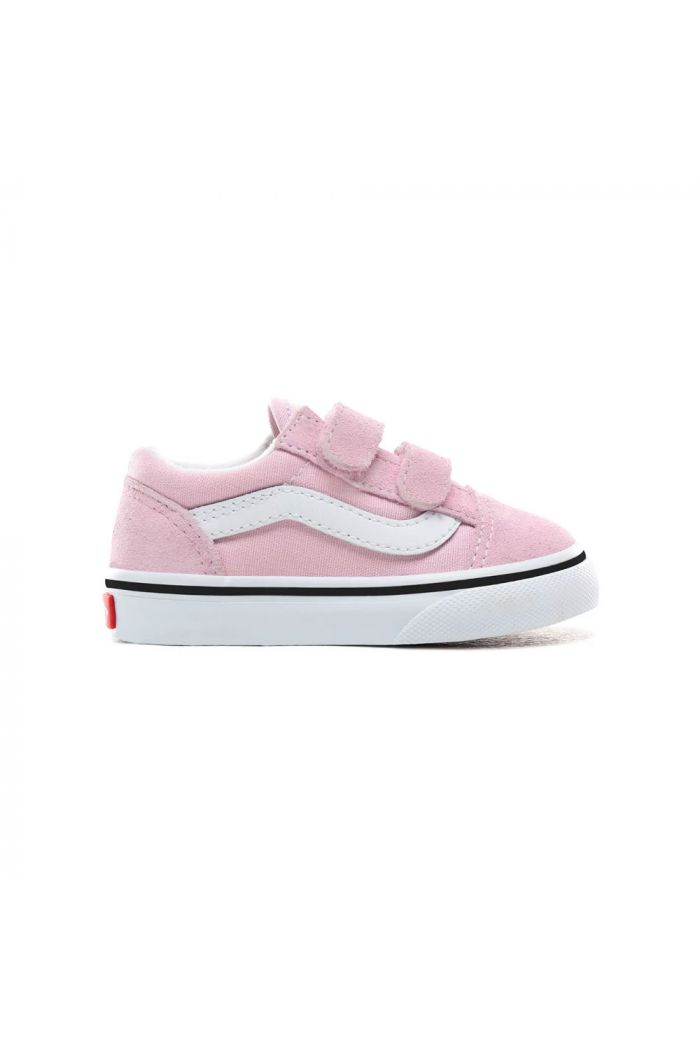 Vans Toddler Old Skool V Lilac Snow/True White