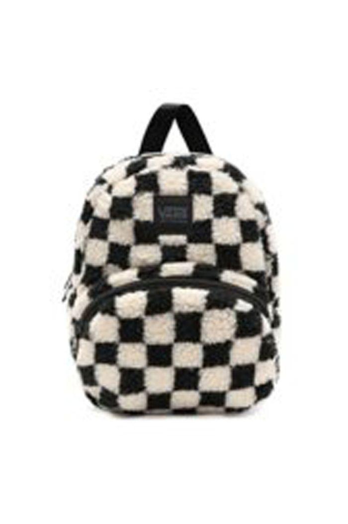 Vans Wm Black Sheep Backpack Checkerboard_1