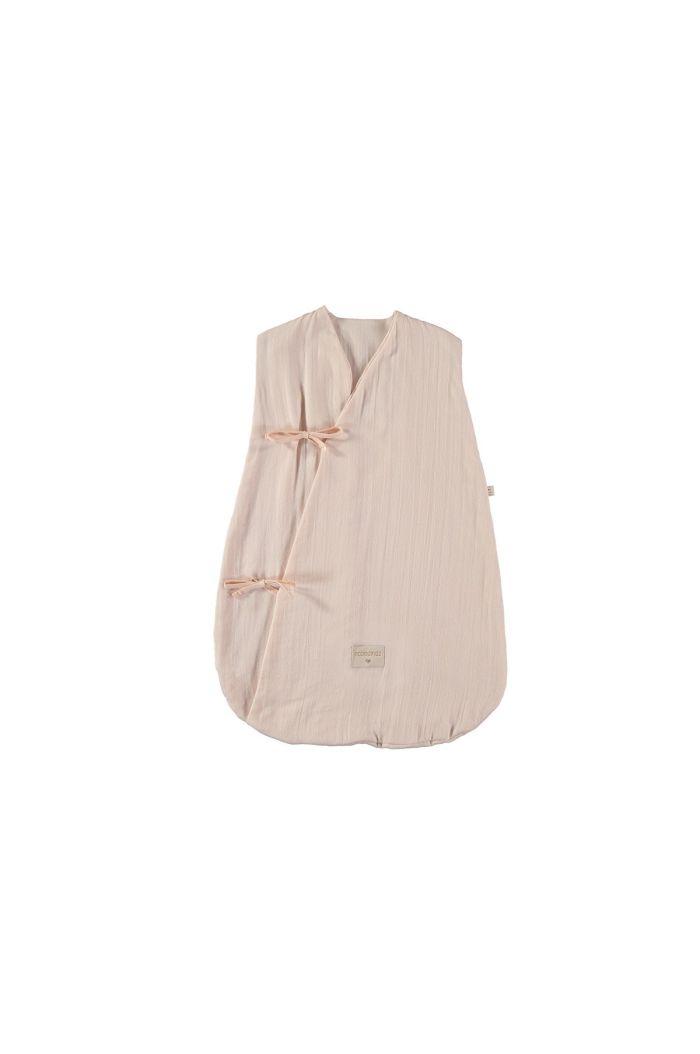 Nobodinoz Dreamy Summer Sleeping Bag Dream Pink