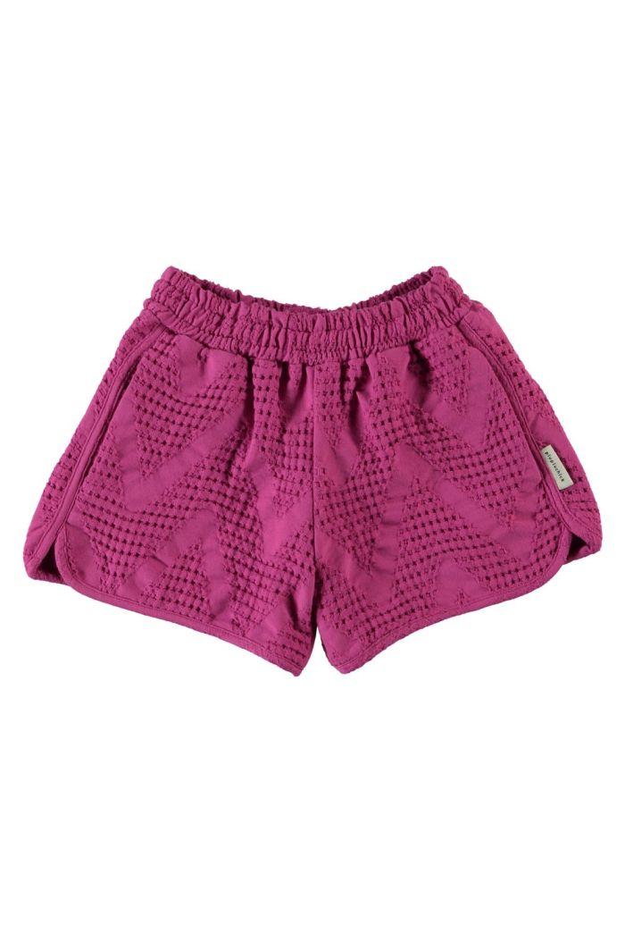 Piupiuchick Shorts Fuchsia_1