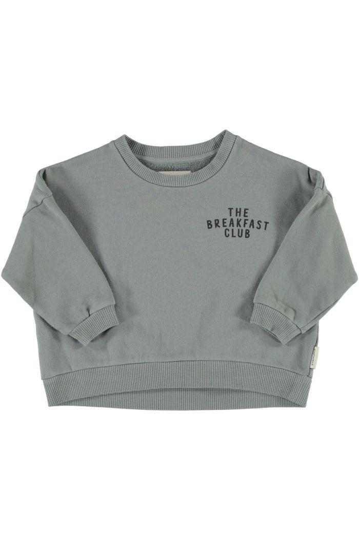 Piupiuchick Unisex Sweatshirt Grey_1