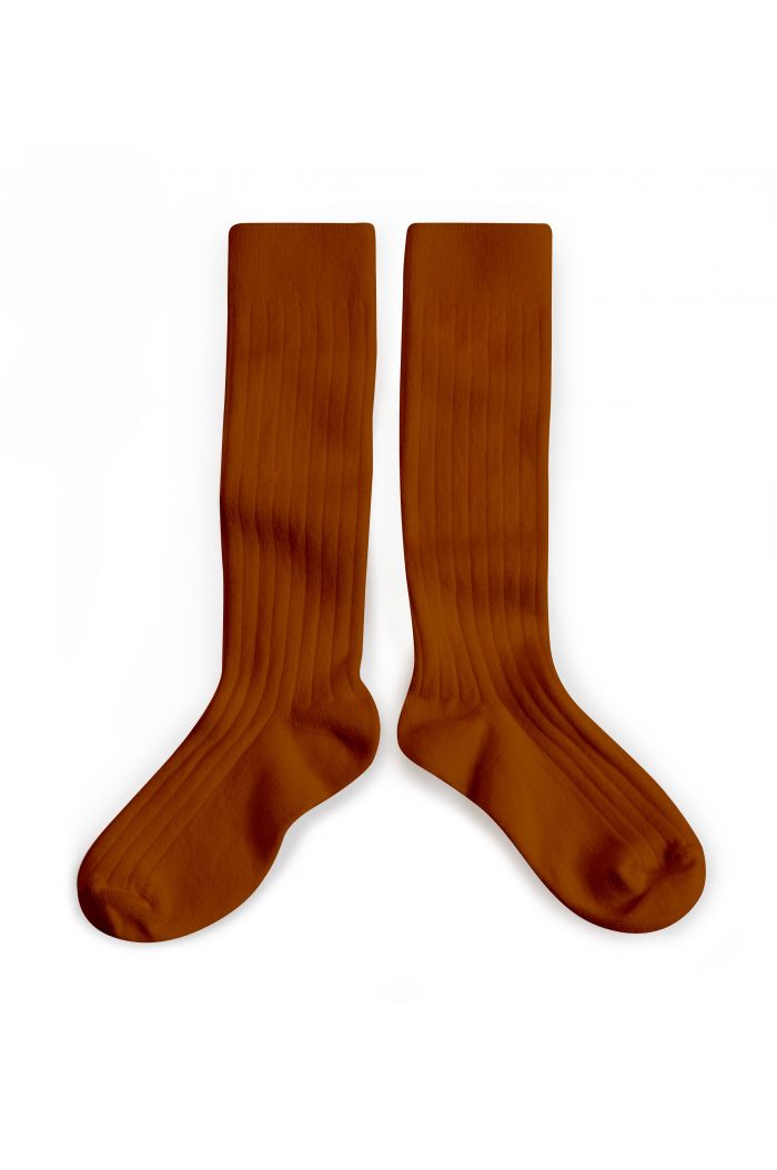 Collegien Knee High Socks Pain D Epice