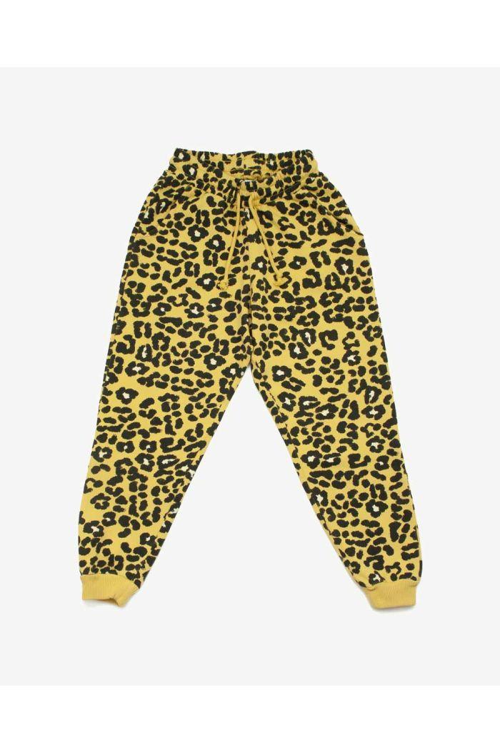 Les Petits Vandales Leopard Pants