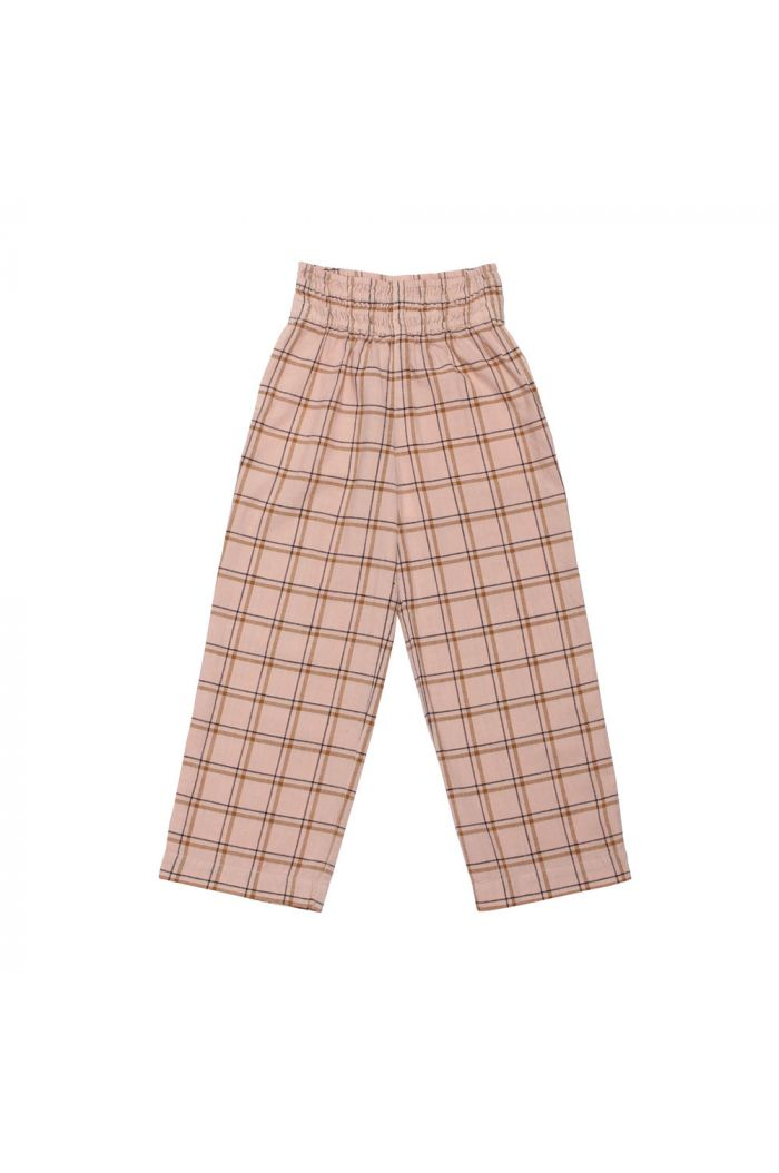 Wynken Ubiquity Pant Dust Pink Check