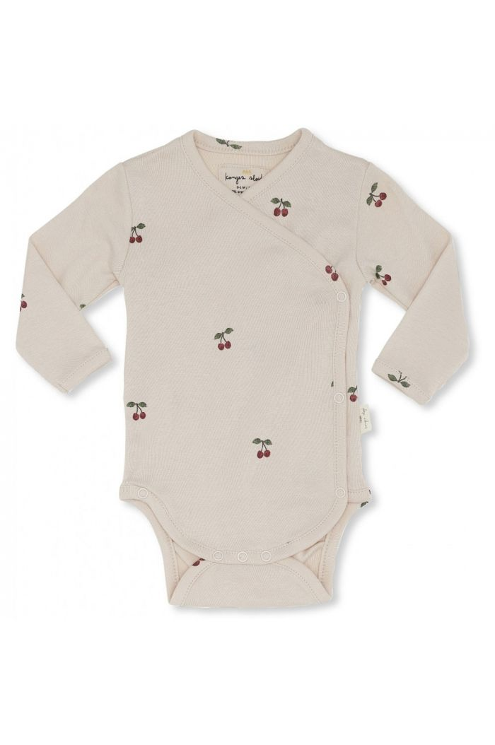 Konges Sløjd New Born Body Deux Cherry/Blush