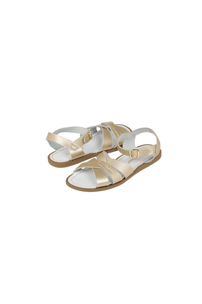 Salt-Water Sandals ORIGINAL Gold_1