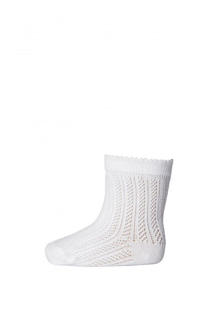 MP Denmark Ankle Paeonia 1 White