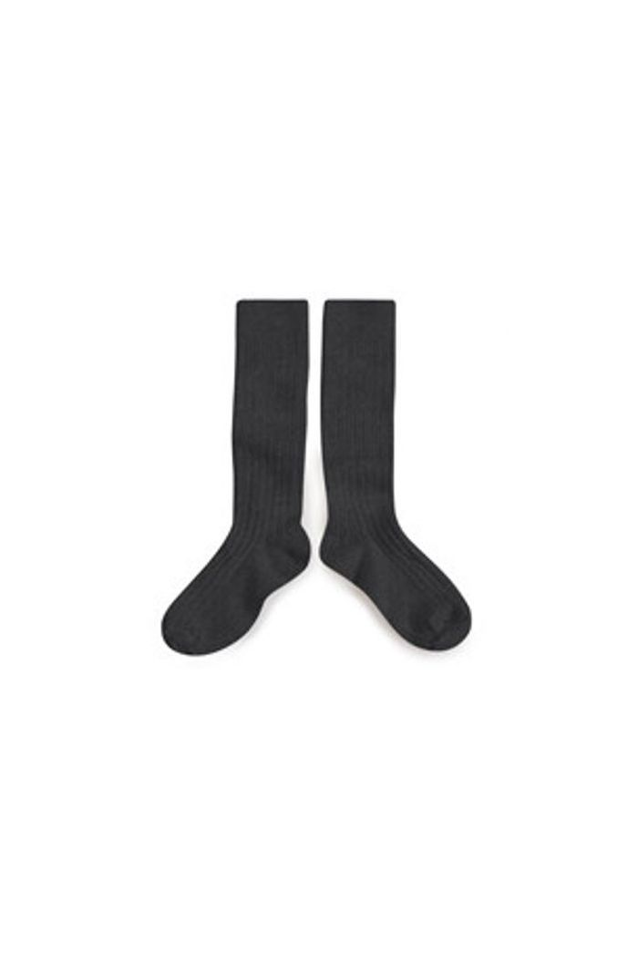 Collegien Knee High Socks Poivre