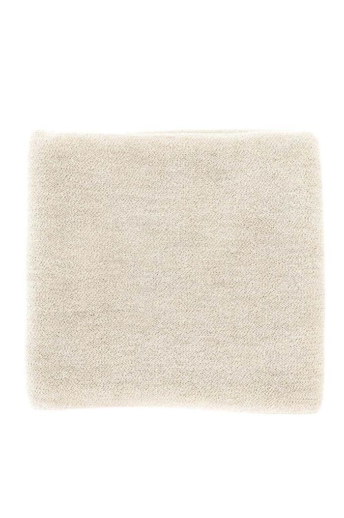 Hvid Blanket Billie Creme_1