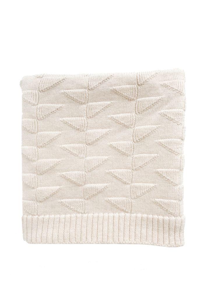 Hvid Blanket Charlie Off-white_1