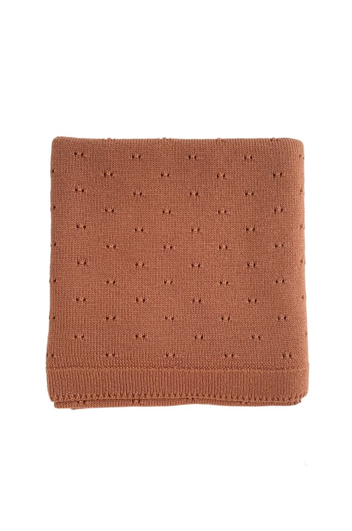 Hvid Blanket Bibi Brick_1
