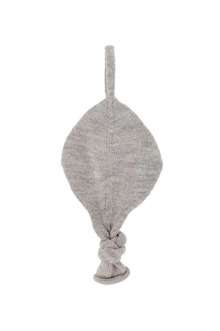 Hvid Titi Comforter Grey Melange_1