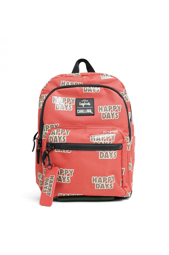 CarlijnQ  x Little Legends Backpack Happy Days_1