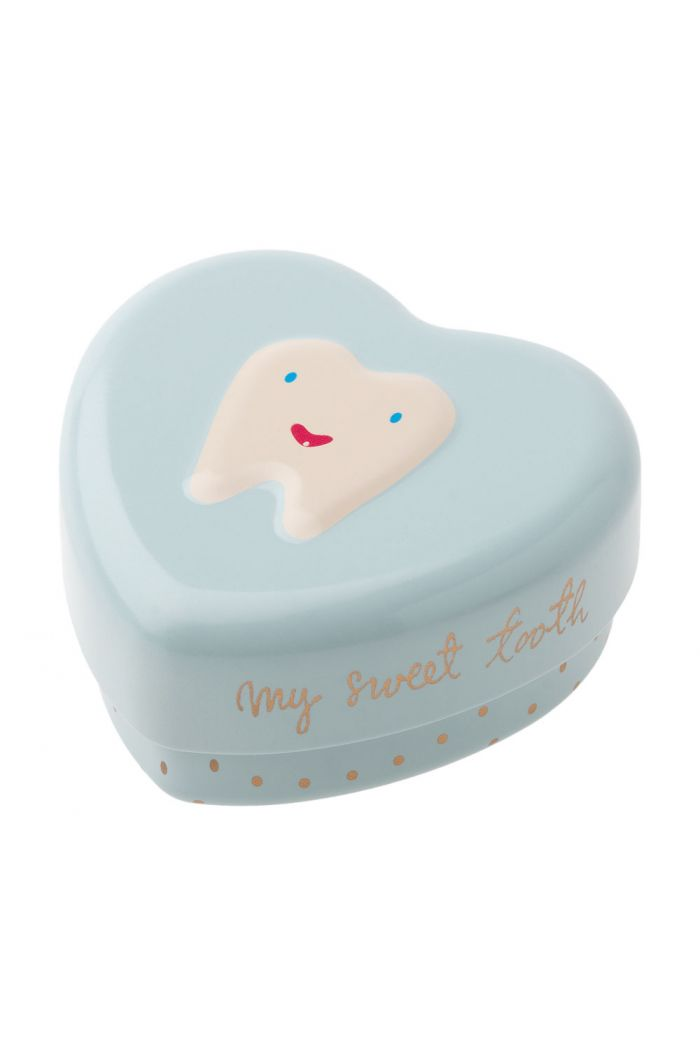 Maileg My Tooth box blue _1