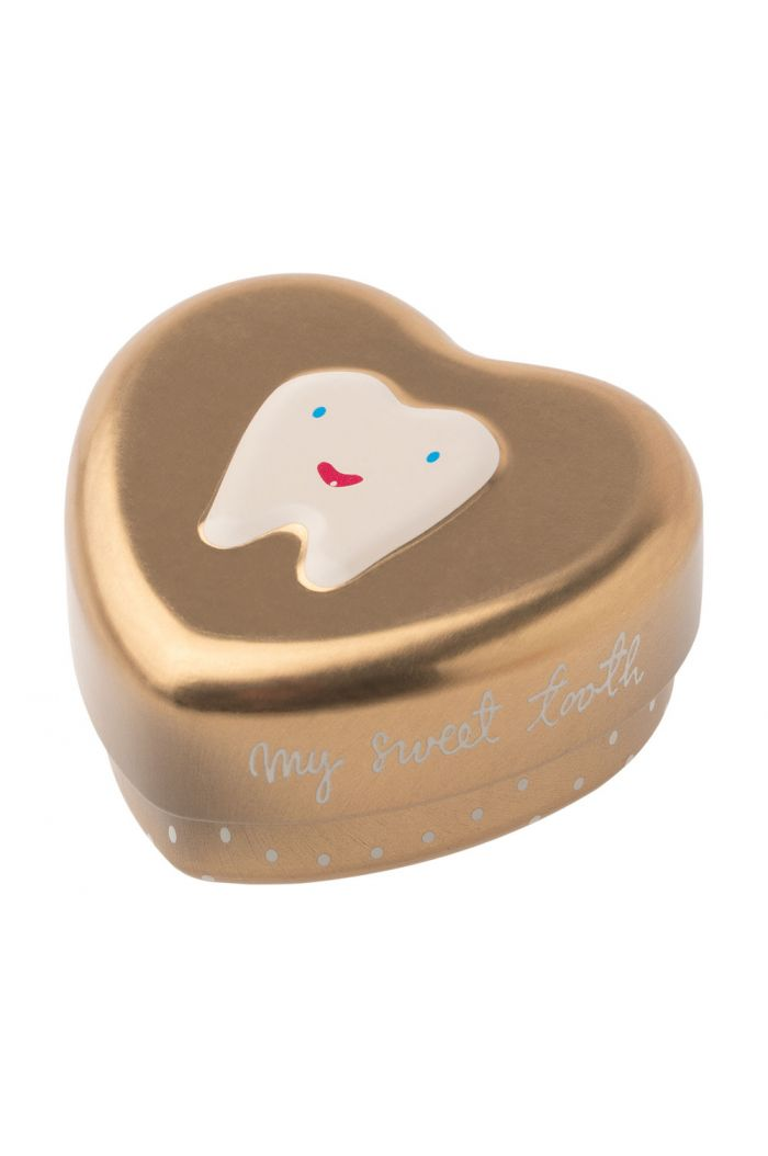 Maileg My Tooth box gold _1