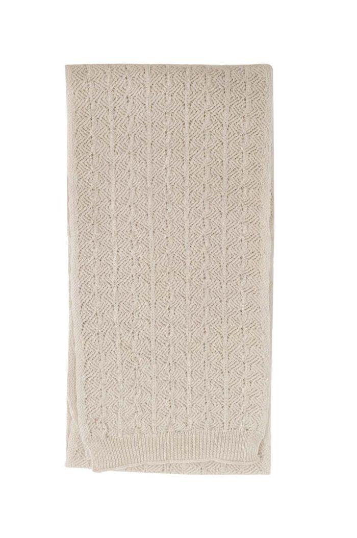 Hvid Scarf Eduart Off-white
