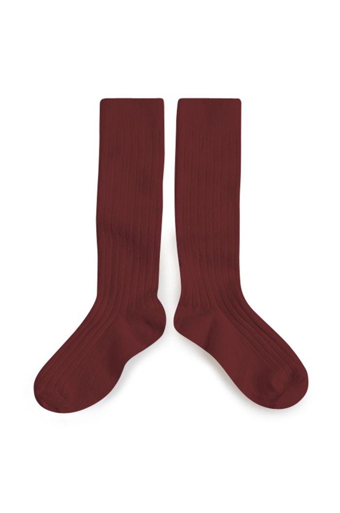 Collegien Knee High Socks Chataigne_1