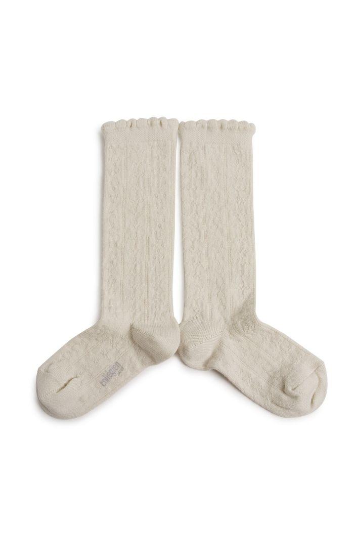 Collegien Knee High Socks Juliette Doux Agneaux_1
