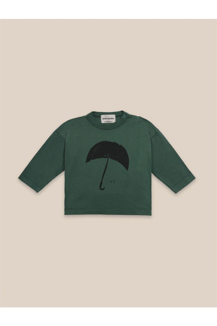Bobo Choses Baby Umbrella Longsleeve Greener Pastures_1