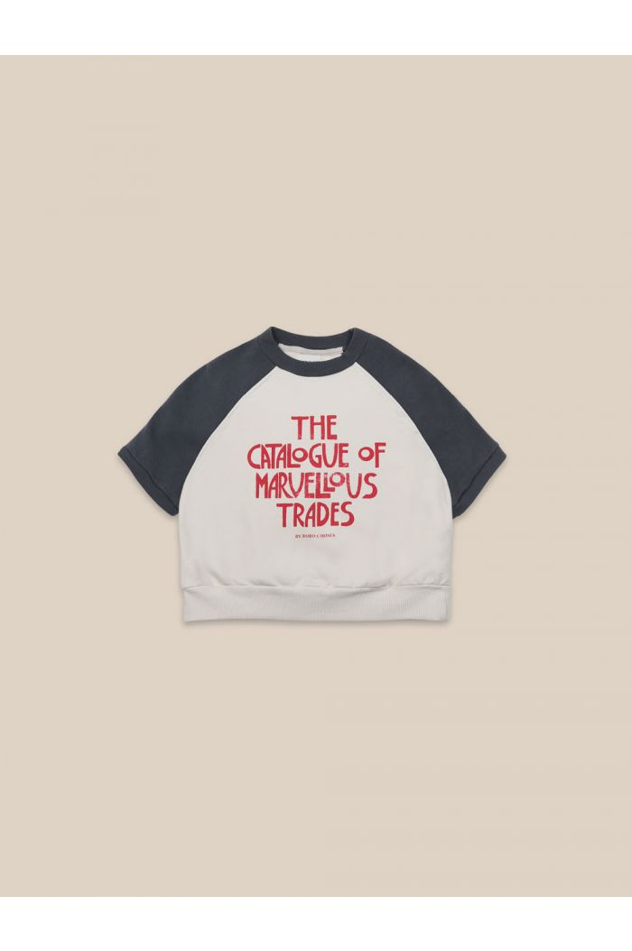Bobo Choses Catalogue Of Marvellous Trades Sweater Pristine_1