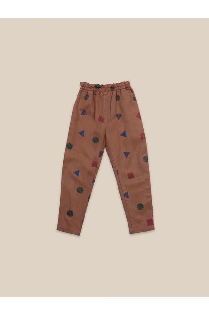 Bobo Choses Excuses All Over Woven Pants Ketchup_1