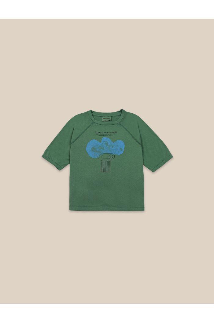 Bobo Choses Cloud Sculptor T-shirt Greener Pastures_1