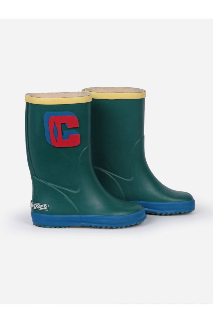 Bobo Choses B.C Rain Boots Mint_1