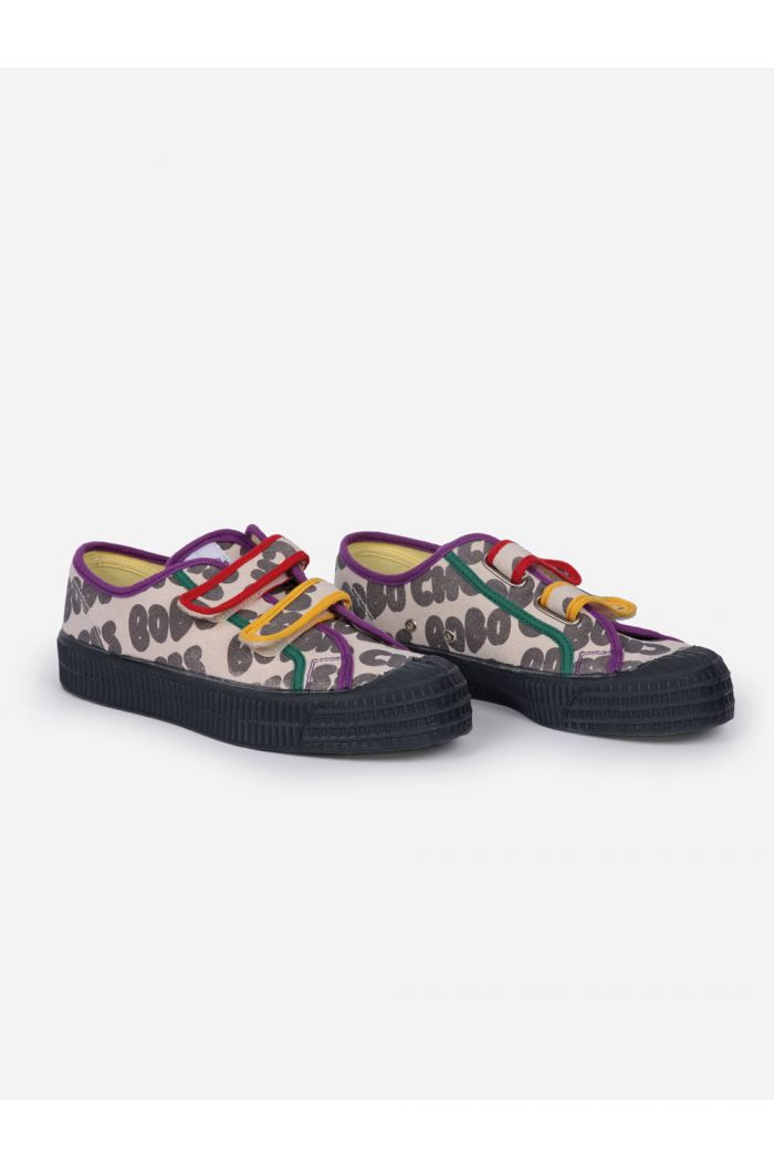 Bobo Choses Play Scratch Sneakers Turtledove_1
