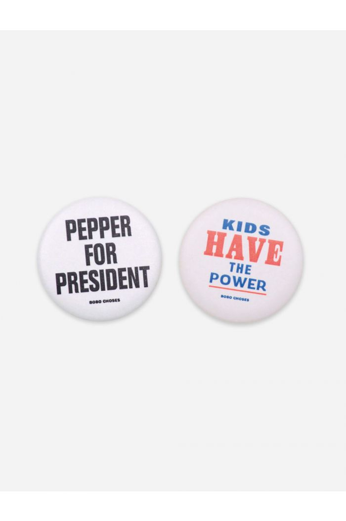 Bobo Choses Kidspower&Pepper Badge _1