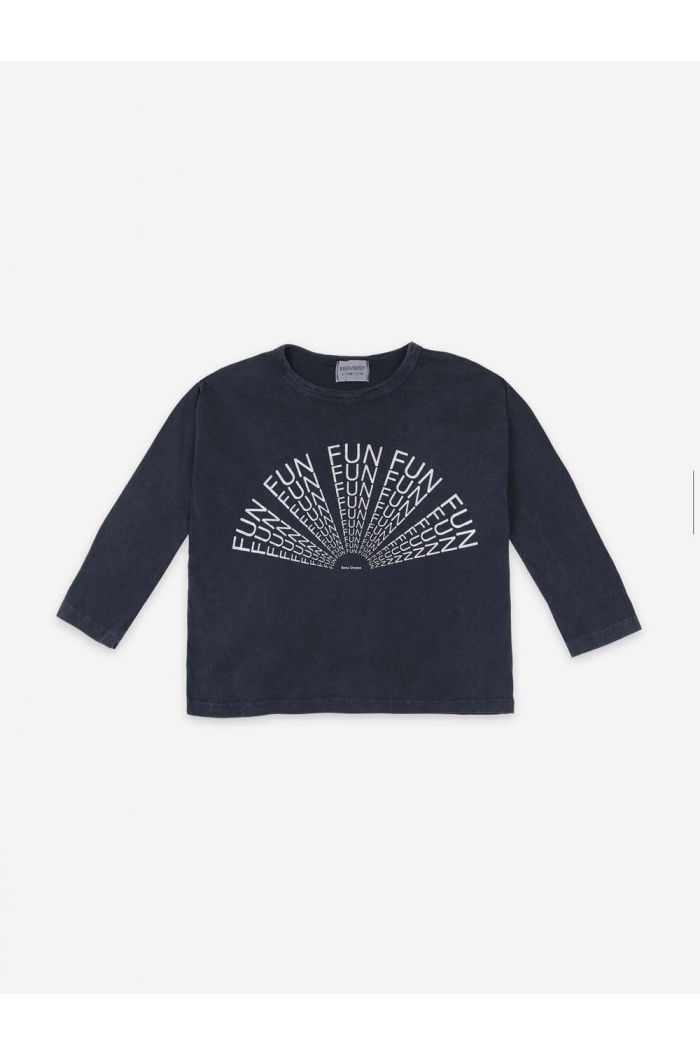 Bobo Choses Fun Long Sleeve T-shirt Twilight_1