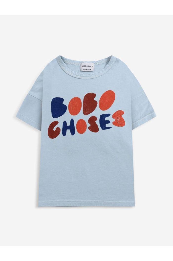 Bobo Choses Bobo Choses T-shirt Ballad Blue_1