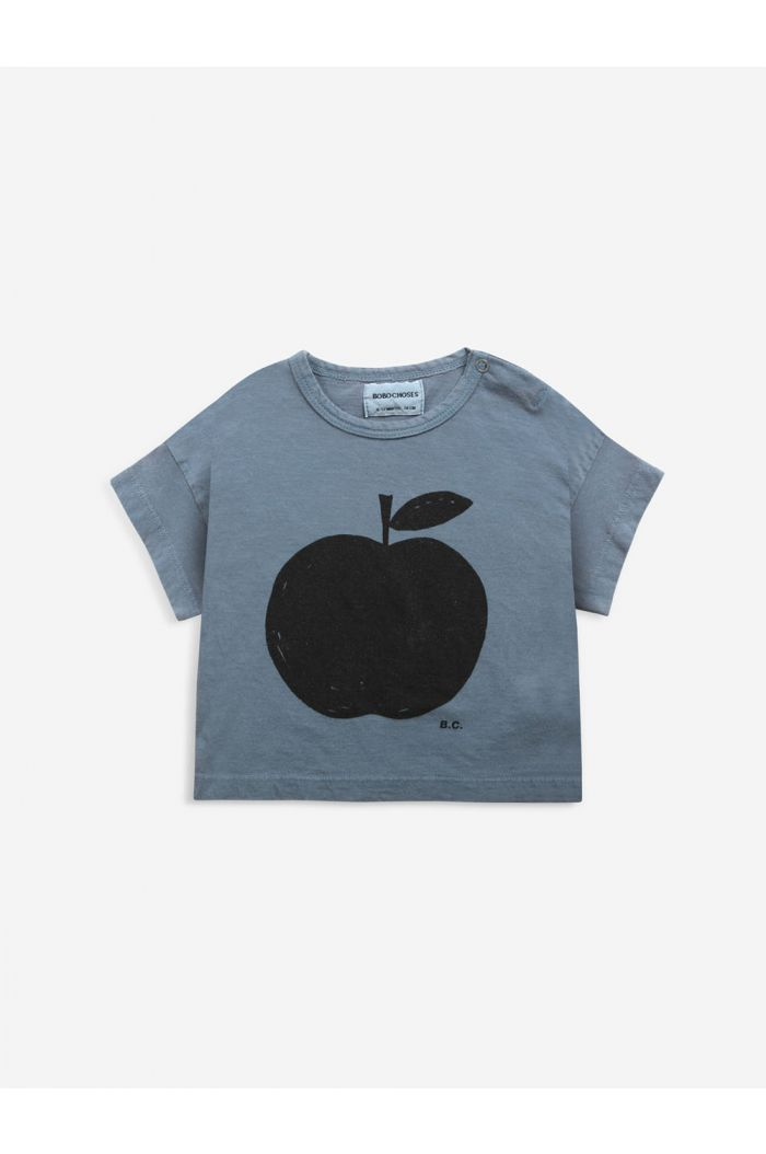 Bobo Choses Poma short sleeve T-shirt Baby Infinity_1