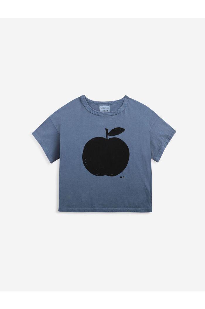 Bobo Choses Poma short sleeve T-shirt Infinity_1