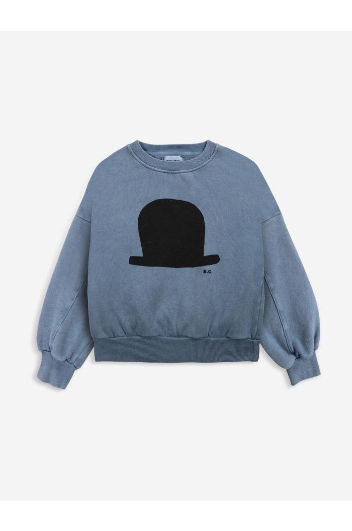 Bobo Choses Chapeau sweatshirt  Infinity_1
