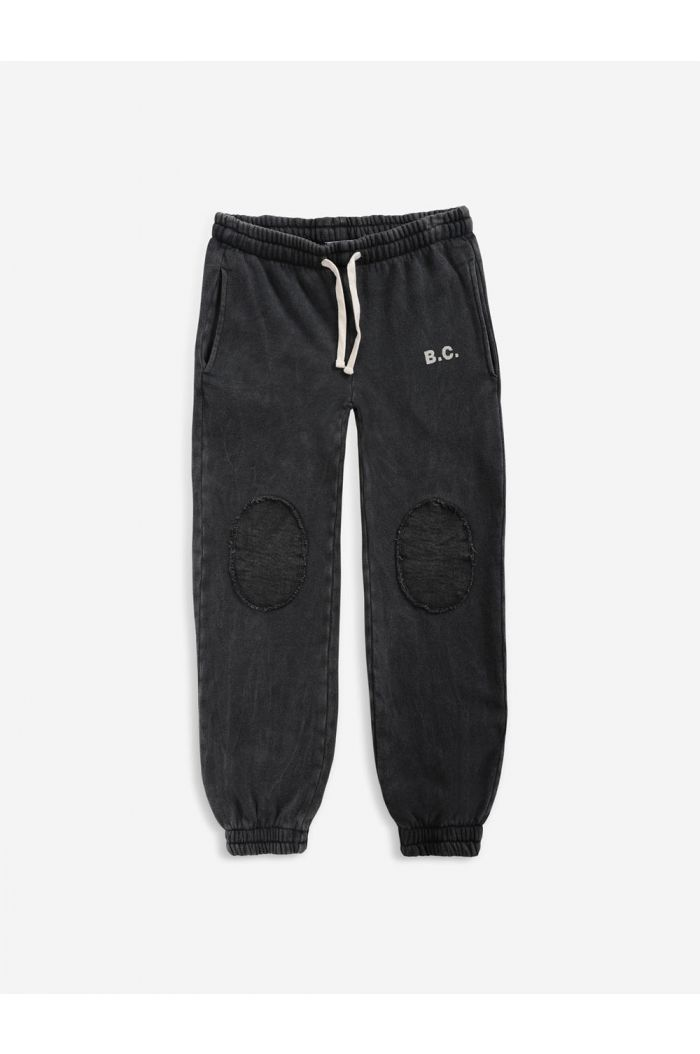 Bobo Choses BC jogging pants  Smoked Pearl_1