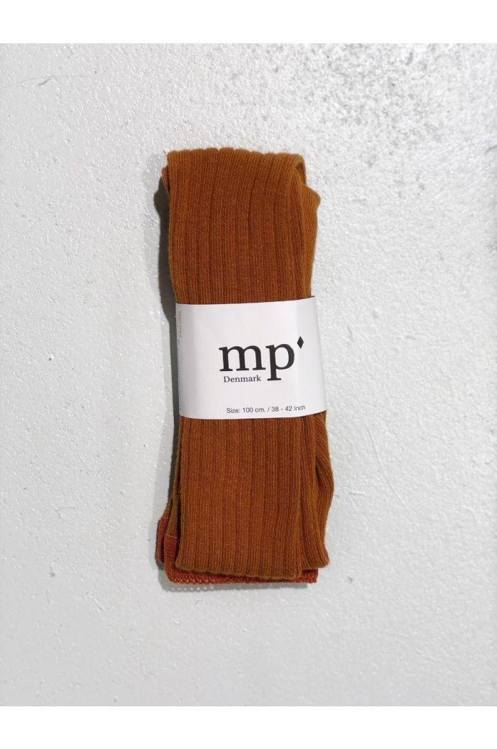 MP Denmark Tights Cotton Rib 3127 Sienna_1